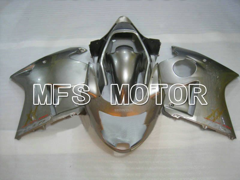 Injection ABS Fairing For Honda CBR1100XX 1996-2007 - Factory Style - Silver - MFS6219 - shopping and wholesale