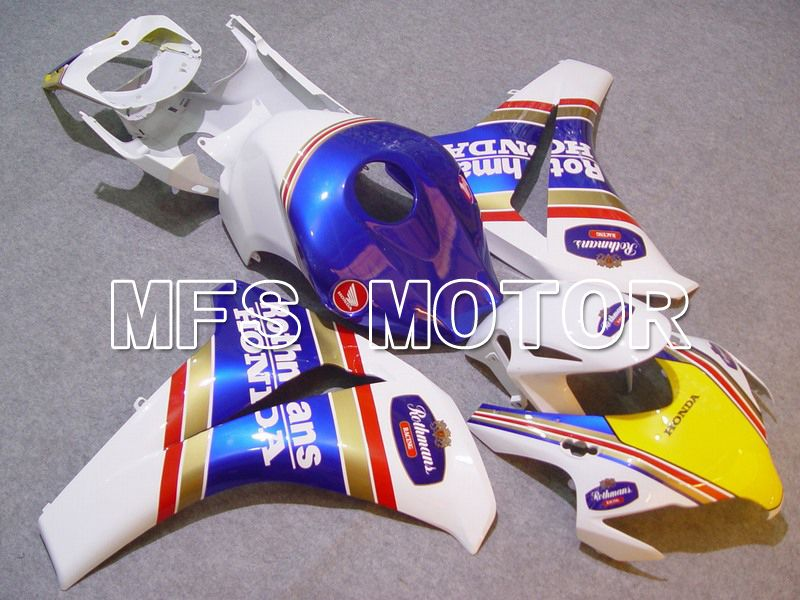 Injection ABS Fairing For Honda CBR1000RR 2008-2011 - Rothmans - Blue White - MFS6228 - shopping and wholesale