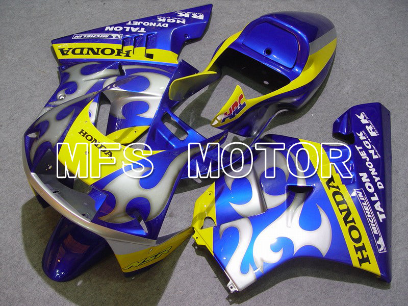 Injection ABS Fairing For Honda NSR250 MC21 1990-1993 - Övriga - Blå Silver - MFS6230 - Shopping och grossist