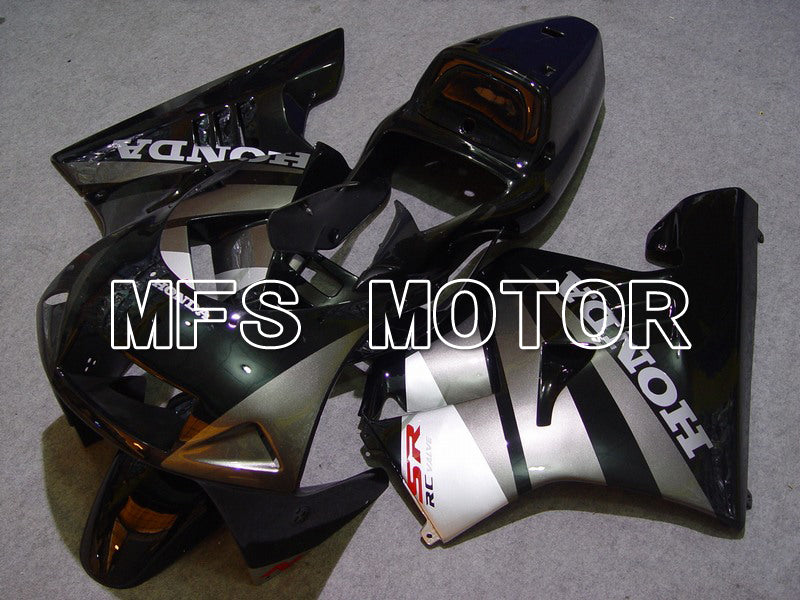 Injection ABS Fairing For Honda NSR250 MC21 1990-1993 - Fabriksstil - Svart - MFS6239 - Shopping och grossist