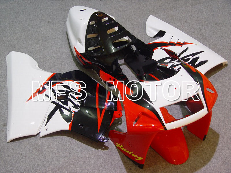 Injection ABS Fairing för Honda NSR250 MC21 1990-1993 - Fabriksstil - Rödvit Svart - MFS6243 - Shopping och grossist