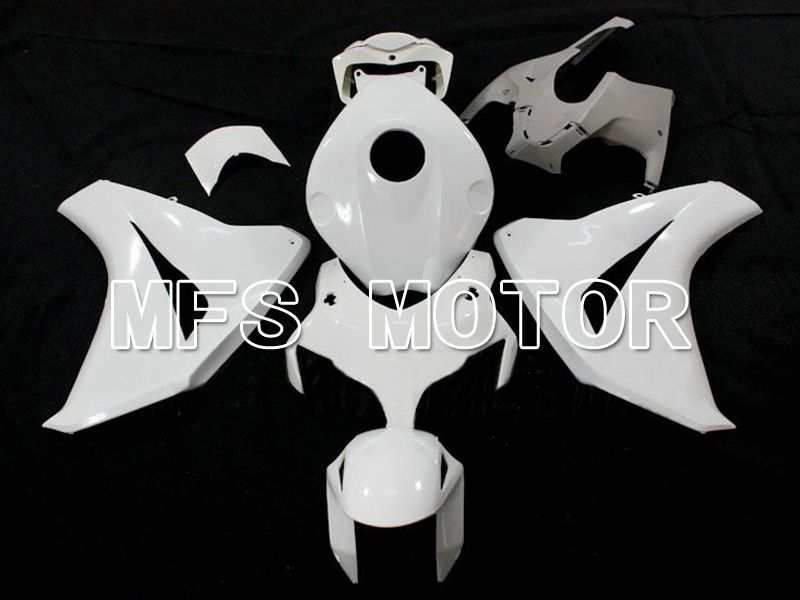 Injection ABS Unpainted Fairing For Honda CBR1000RR 2008-2011 - Factory Style - White - MFS6245 - shopping and wholesale