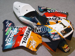 Injection ABS Fairing For Honda NSR250 MC21 1990-1993 - Repsol - White Blue Orange - MFS6247 - shopping and wholesale