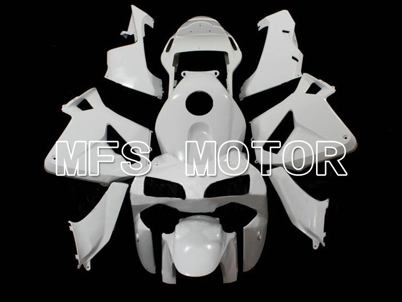 Injection ABS Unpainted Fairing For Honda CBR600RR F5 2003-2004 - Factory Style - White - MFS6256 - shopping and wholesale