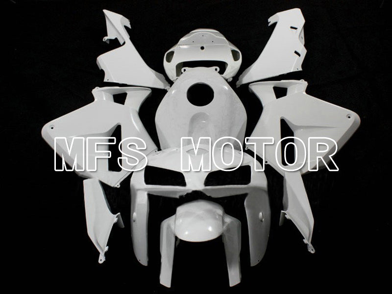 Injection ABS Unpainted Fairing For Honda CBR 600RR F5 2005-2006 - Factory Style - White - MFS6261 - shopping and wholesale