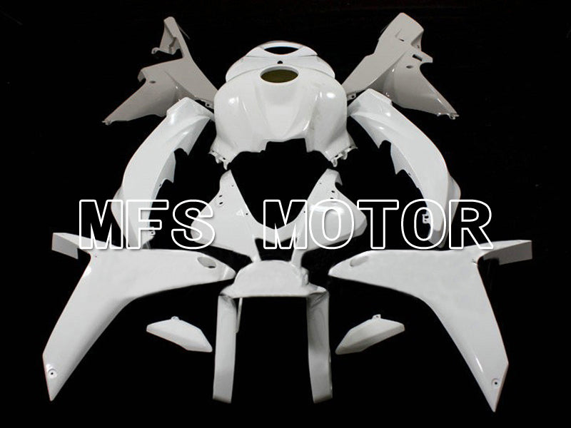 Injection ABS Unpainted Fairing For Honda CBR 600RR F5 2007-2008 - Factory Style - White - MFS6265 - shopping and wholesale