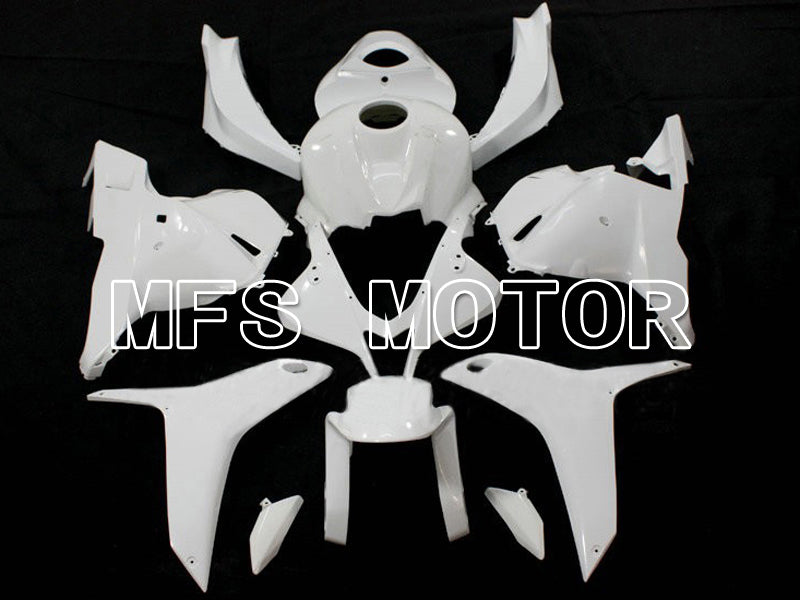 Injection ABS Unpainted Fairing For Honda CBR 600RR F5 2009-2012 - Factory Style - White - MFS6270 - shopping and wholesale
