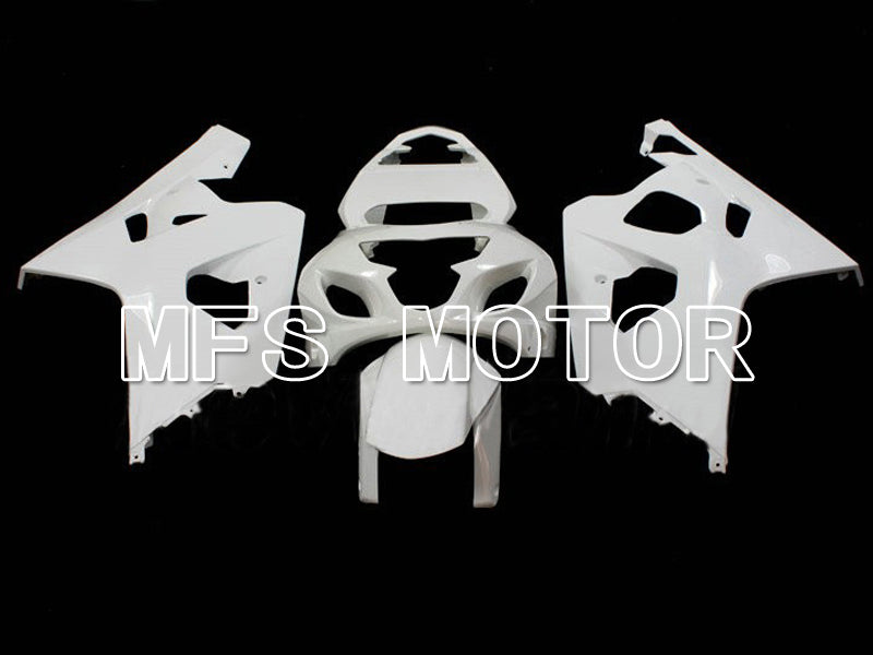 Injection ABS Unpainted Fairing For Suzuki GSXR600 GSXR750 2004-2005 K4 - Factory - White - MFS6274 - shopping and wholesale