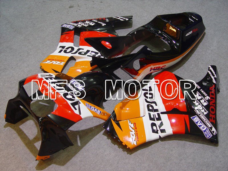 ABS Fairing For Honda RVF400R NC35 1994-1998 - Red Orange Black - MFS6281 - shopping and wholesale