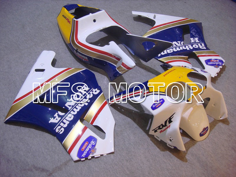 ABS Fairing For Honda RVF400R NC35 1994-1998 - Rothmans - Blue White - MFS6285 - shopping and wholesale