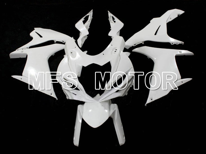 Injection ABS Unpainted Fairing For Suzuki GSXR600 GSXR750 2011-2013 K11 - Factory Style - White - MFS6286 - shopping and wholesale
