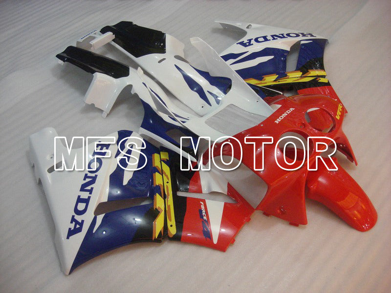 ABS Fairing For Honda VFR400R NC30 1990-1993 - Factory Style - Blue White Red - MFS6293 - shopping and wholesale