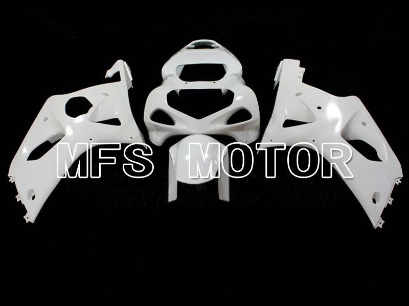 Injection ABS Unpainted Fairing For Suzuki GSX-R 1000 2000-2002 K1 K2 - Factory Style - White - MFS6294 - shopping and wholesale