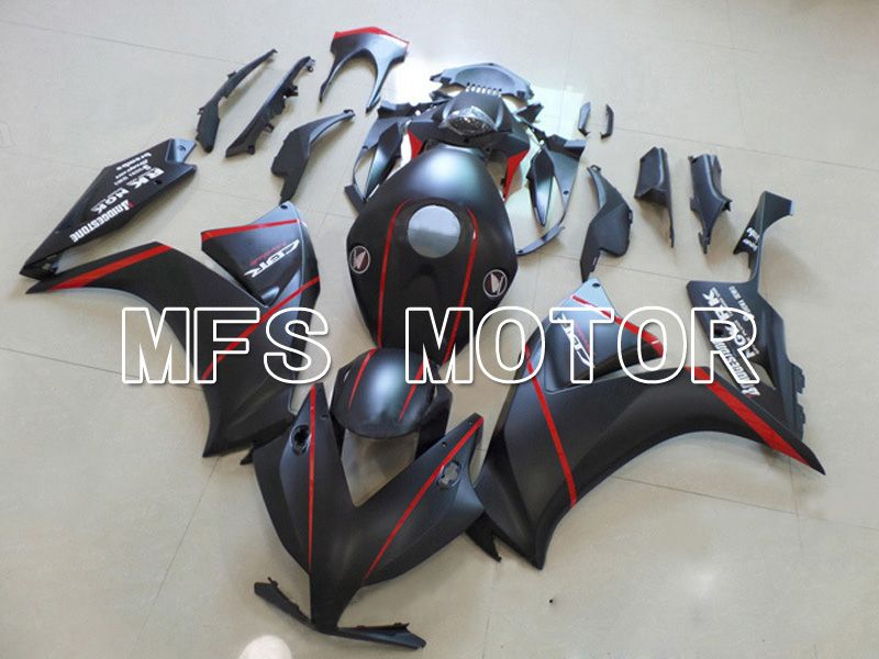 Injection ABS Fairing For Honda CBR1000RR 2012-2016 - Factory Style - Black Matte - MFS6295 - shopping and wholesale