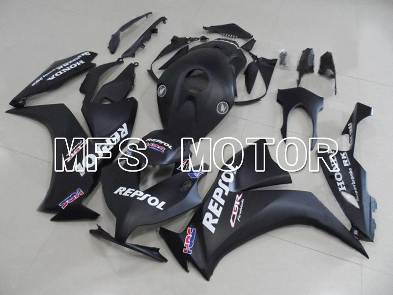 Injection ABS Fairing For Honda CBR1000RR 2012-2016 - Repsol - Black Matte - MFS6296 - shopping and wholesale
