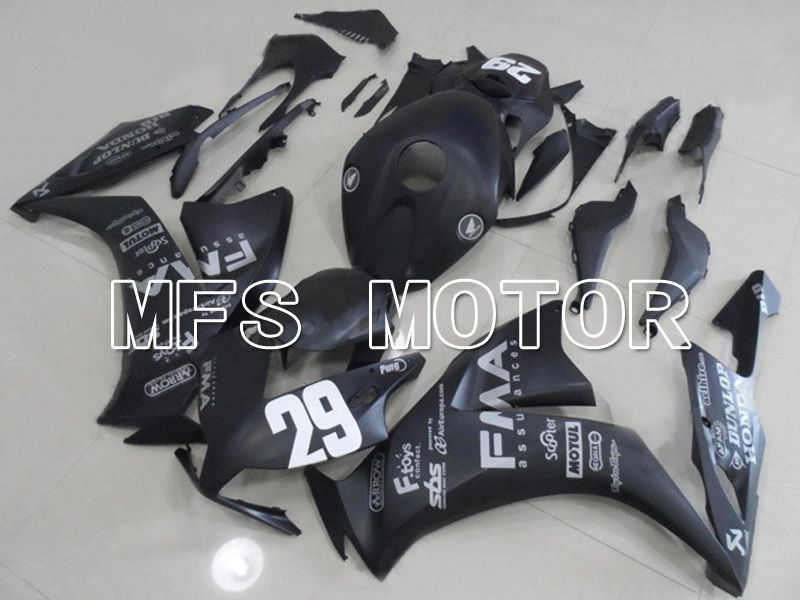 Injection ABS Fairing For Honda CBR1000RR 2012-2016 - Others - Black Matte - MFS6297 - shopping and wholesale