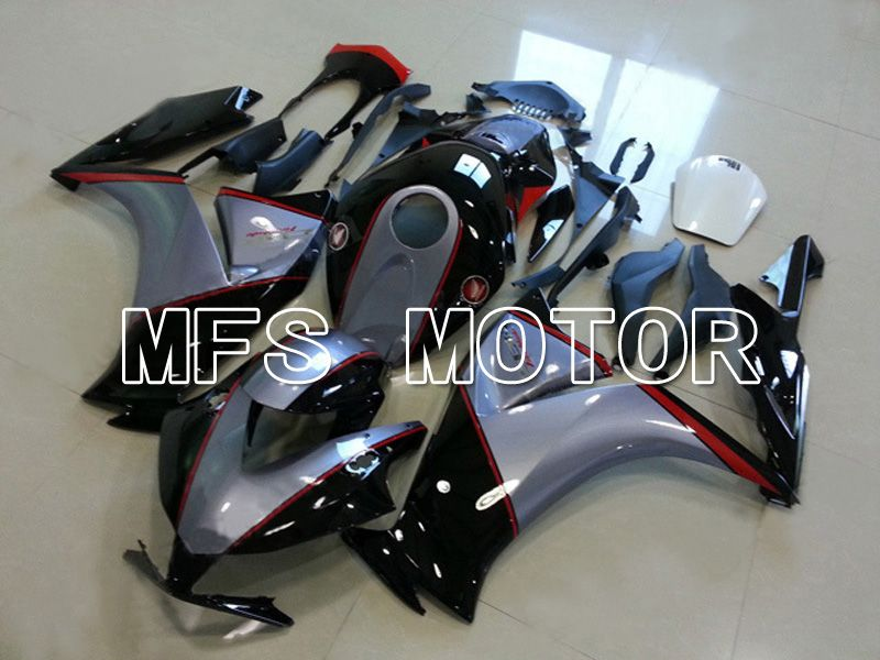 Injection ABS Fairing For Honda CBR1000RR 2012-2016 - Factory Style - Black Gray - MFS6305 - shopping and wholesale