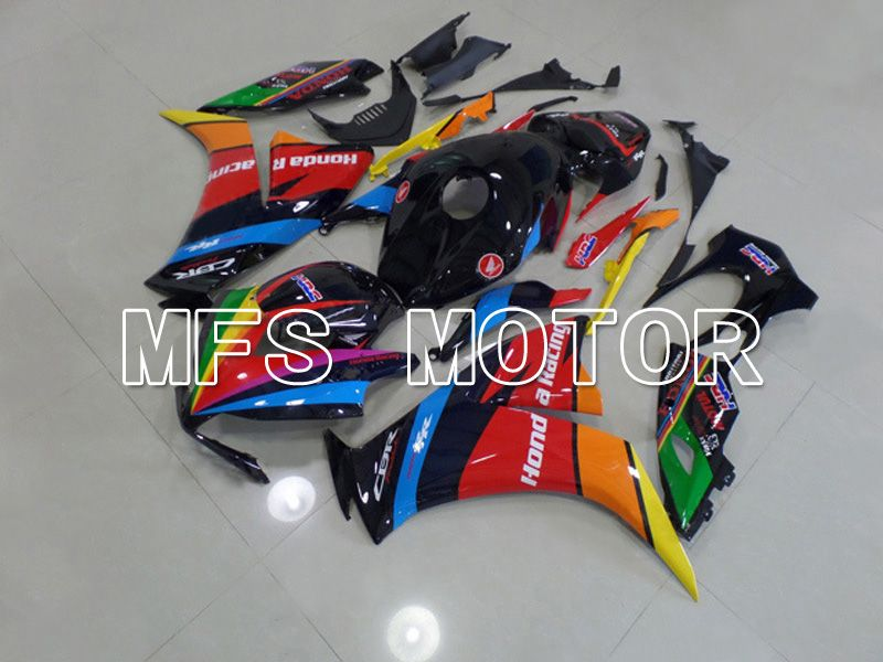 Injection ABS Fairing For Honda CBR1000RR 2012-2016 - Others - Black Red - MFS6306 - shopping and wholesale