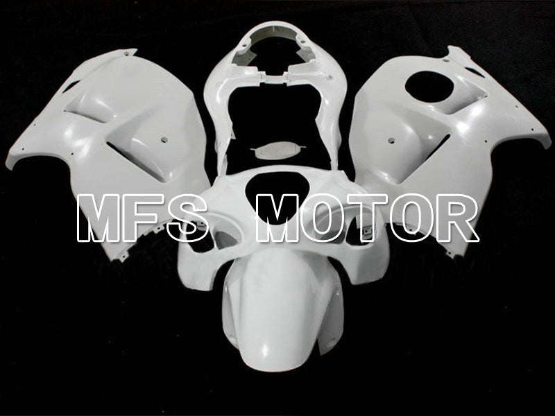 Injection ABS Unpainted Fairing For Suzuki GSXR1300 Hayabusa 1999-2007 - Factory - White - MFS6308 - shopping and wholesale