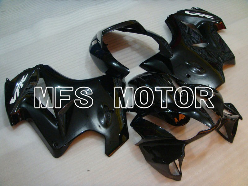Injection ABS Fairing For Honda VFR800 2002-2013 - Fabriksstil - Sort - MFS6309 - Shopping og engros