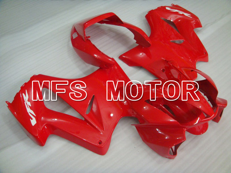 Injection ABS Fairing For Honda VFR800 2002-2013 - Fabriksstil - Rød - MFS6312 - Shopping og engros