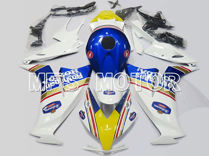 Injection ABS Fairing For Honda CBR1000RR 2012-2016 - Rothmans - Blå Hvit - MFS6313 - Shopping og engros