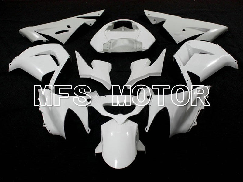 Injection ABS Unpainted Fairing For Kawasaki NINJA ZX10R 2004-2005 - Factory Style - White - MFS6315 - shopping and wholesale