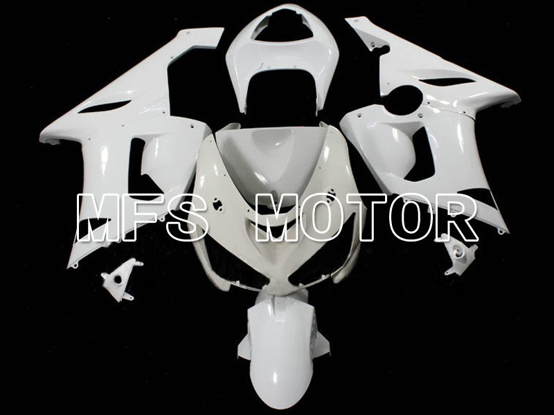 Injection ABS Unpainted Fairing For Kawasaki NINJA ZX6R 2005-2006 - Factory Style - White - MFS6317 - shopping and wholesale