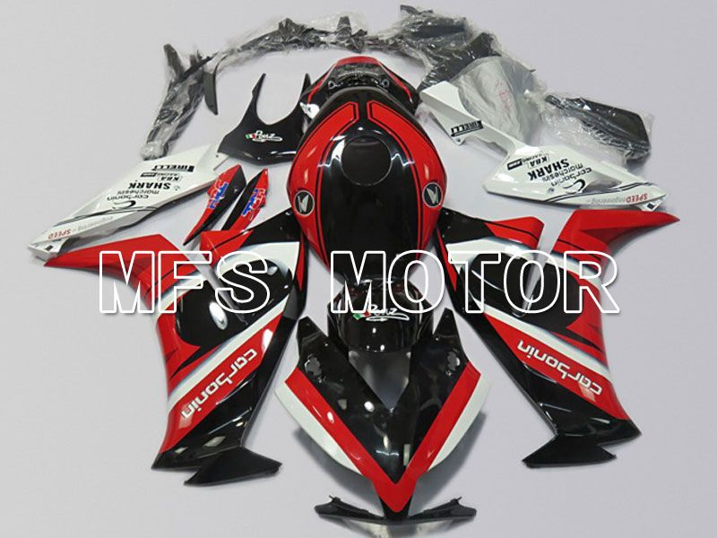 Injection ABS Fairing For Honda CBR1000RR 2012-2016 - Others - Black Red - MFS6319 - shopping and wholesale