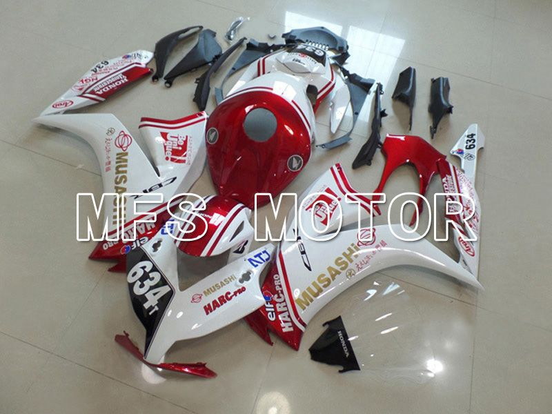 Injection ABS Fairing For Honda CBR1000RR 2012-2016 - Others - Red White - MFS6320 - shopping and wholesale