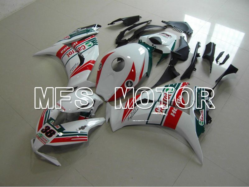 Injection ABS Fairing For Honda CBR1000RR 2012-2016 - Castrol - Red White - MFS6321 - shopping and wholesale