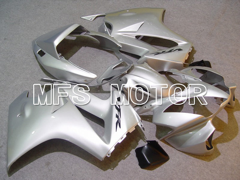 Injection ABS Fairing för Honda VFR800 2002-2013 - Fabriksstil - Silver - MFS6325 - shopping och grossist