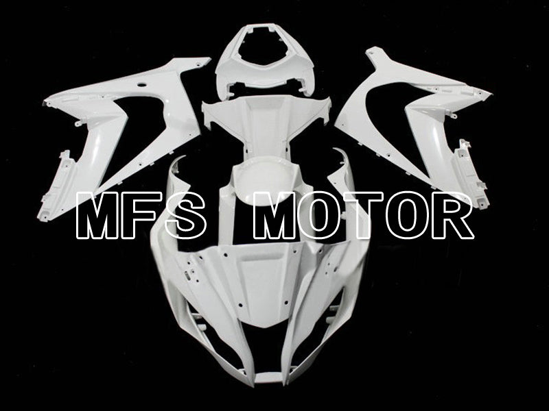 Injection ABS Unpainted Fairing For Kawasaki NINJA ZX10R 2011-2015 - Factory Style - White - MFS6328 - shopping and wholesale