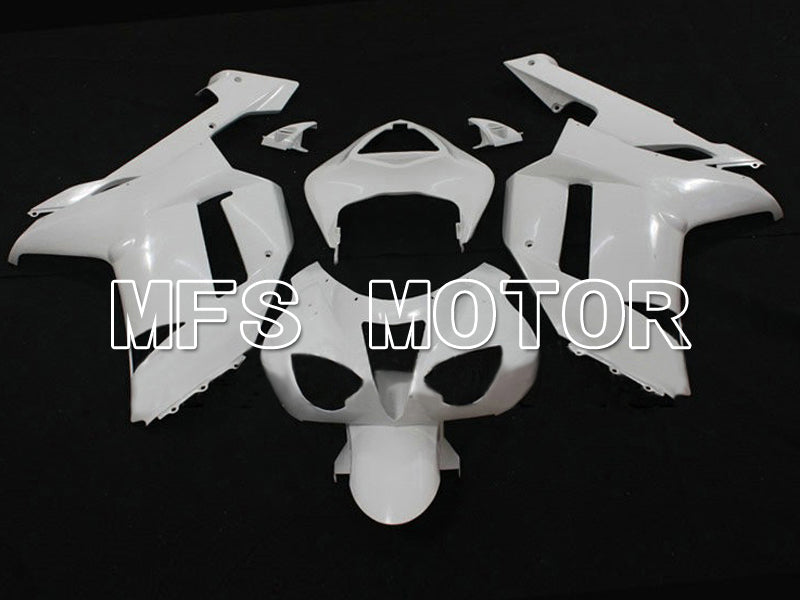 Injection ABS Unpainted Fairing For Kawasaki NINJA ZX6R 2007-2008 - Factory Style - White - MFS6329 - shopping and wholesale