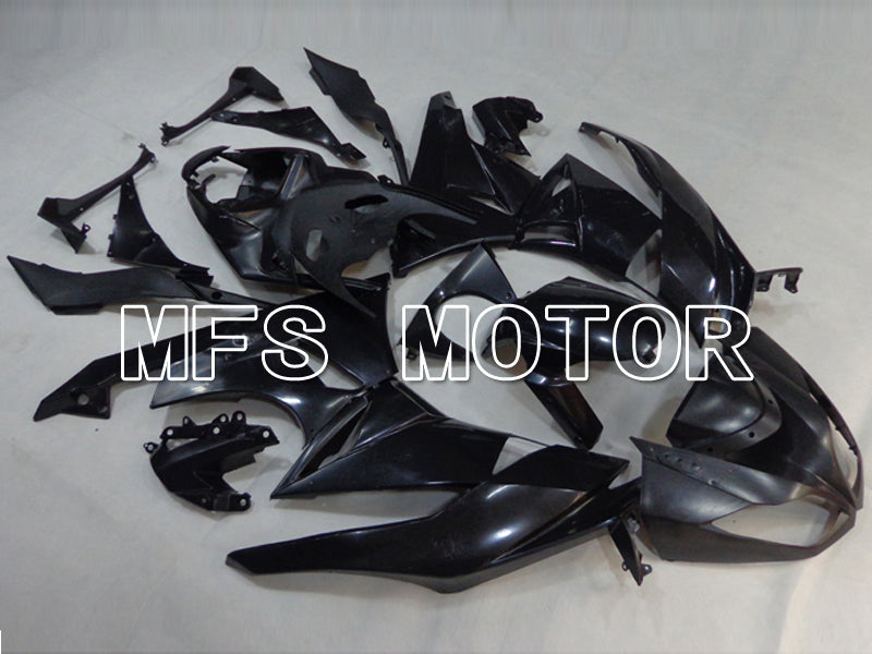 Injection ABS Unpainted Fairing For Kawasaki NINJA ZX6R 2009-2012 - Factory Style - White - MFS6332 - shopping and wholesale