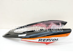 Injeksjon ABS Fairing For Honda VFR800 2002-2013 - Repsol - Rød Orange Svart - MFS6334 - Shopping og engros