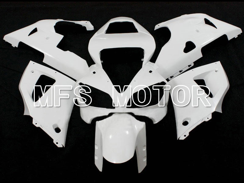 Injection ABS Unpainted Fairing For Yamaha YZF-R1 2000-2001 - Factory Style - White - MFS6338 - shopping and wholesale