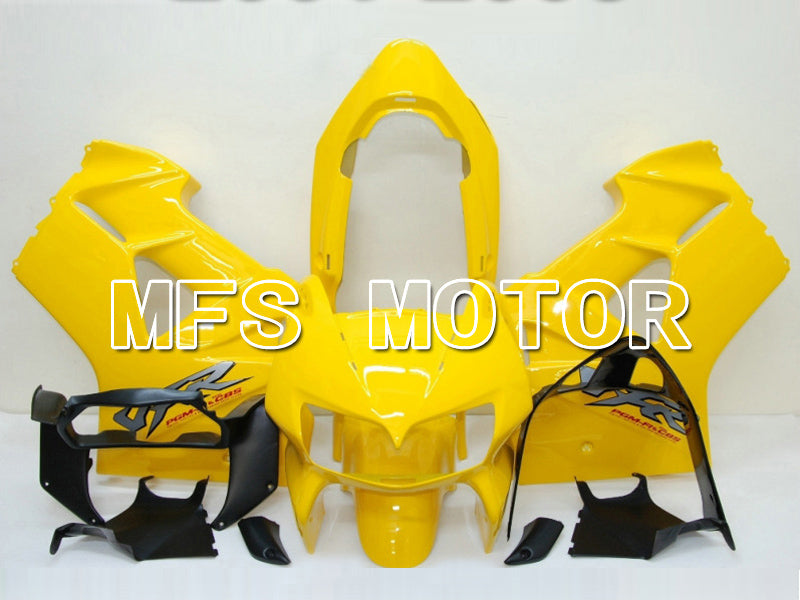 ABS Fairing For Honda VFR800 1998-2001 - Fabrikkstil - Gul - MFS6340 - Shopping og engros