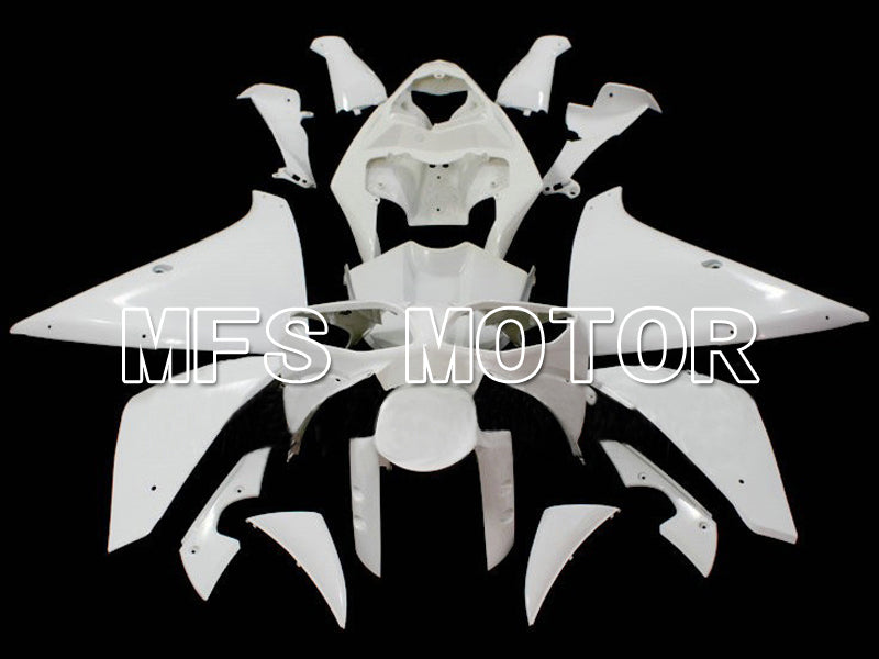 Injection ABS Unpainted Fairing For Yamaha YZF-R1 2009-2011 - Factory Style - White - MFS6344 - shopping and wholesale
