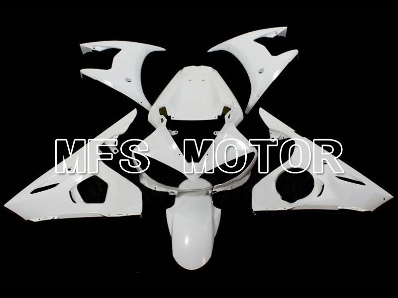 Injection ABS Unpainted Fairing For Yamaha YZF-R6 2003-2004 - Factory Style - White - MFS6349 - shopping and wholesale