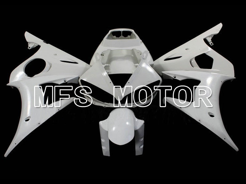 Injection ABS Unpainted Fairing For Yamaha YZF-R6 2005 - Factory Style - White - MFS6350 - shopping and wholesale
