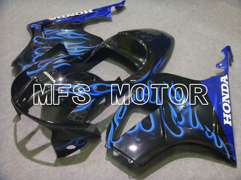 ABS Fairing For Honda VTR1000 RC51 2000-2006 - Fabrikkstil - Svart - MFS6347 - Shopping og engros