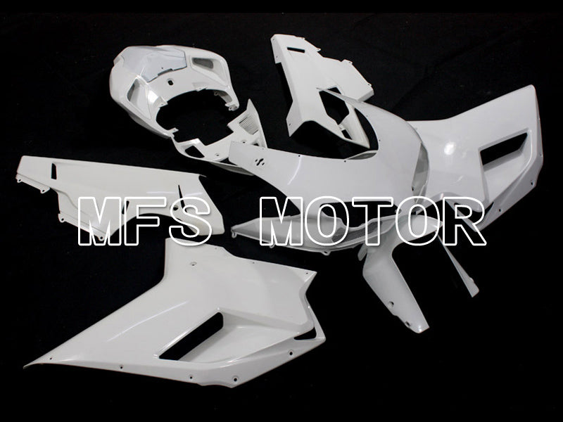 Injection ABS Unpainted Fairing For Ducati 848 / 1098 / 1198 2007-2011 - Factory Style - White - MFS6356 - shopping and wholesale