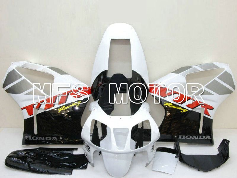 ABS Fairing For Honda VTR1000 RC51 2000-2006 - Fabrikkstil - Svart Hvit - MFS6368 - Shopping og engros