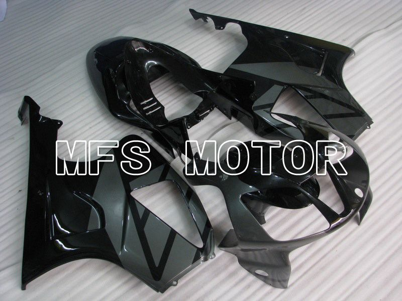 ABS Fairing For Honda VTR1000 RC51 2000-2006 - Fabrikkstil - Svart Grå - MFS6369 - Shopping og engros