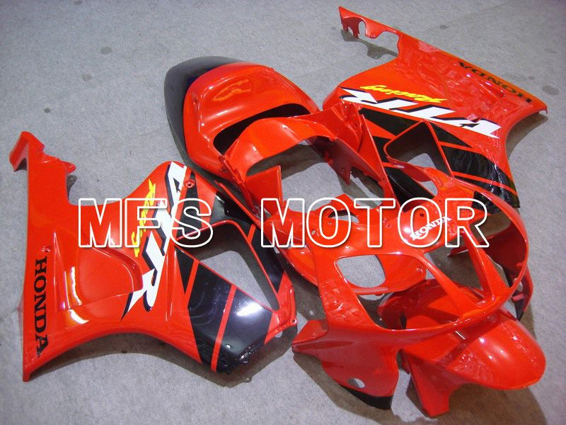 ABS Fairing For Honda VTR1000 RC51 2000-2006 - Fabrikkstil - Svart Rød - MFS6386 - Shopping og engros