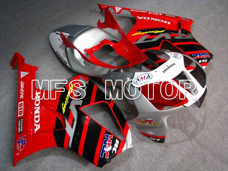 ABS Fairing For Honda VTR1000 RC51 2000-2006 - Andre - Svart Rød - MFS6387 - Shopping og engros