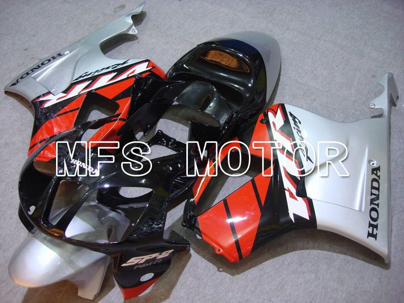 ABS Fairing For Honda VTR1000 RC51 2000-2006 - Factory Style - Black Red Silver - MFS6389 - shopping and wholesale