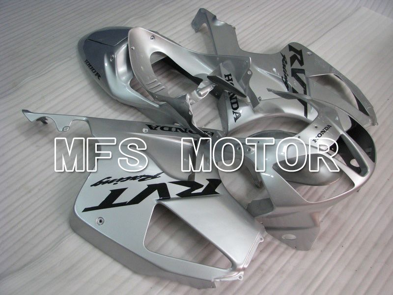 ABS Fairing For Honda VTR1000 RC51 2000-2006 - Fabrikkstil - Sølv - MFS6390 - Shopping og engros