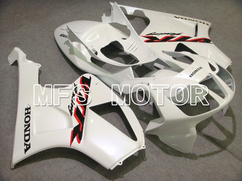 ABS Fairing For Honda VTR1000 RC51 2000-2006 - Fabrikkstil - Hvit - MFS6391 - Shopping og engros